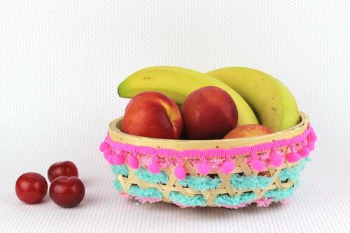 Vibrant DIY Bowls