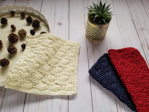 Summer Crochet Dishcloth Patterns