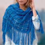 Featured Boho Crochet Wrap Pattern