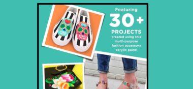 30+ Fashion Painting Ideas with DecoArt庐 Stylin鈩�